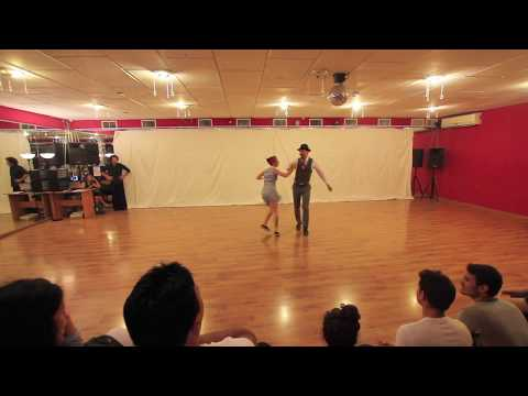 DanceTLV - Open Night Showcase 2018 - Billy Fogel and Tomer Solberg