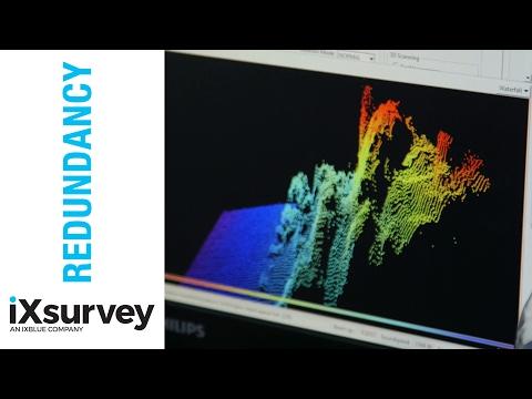 Redundancy within Sensor Systems // IXBLUE // Marine Survey Specialists