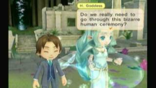Harvest Moon Animal Parade: Wedding with Harvest Goddess
