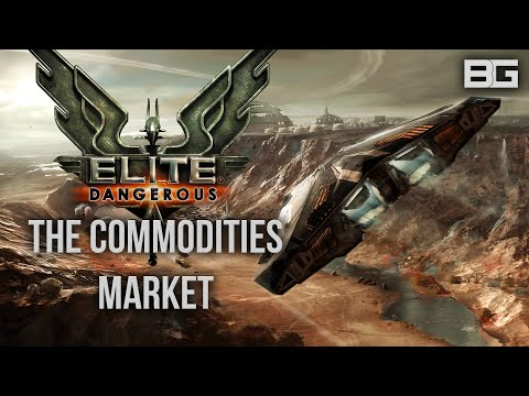 Elite: Dangerous - Understanding the Commodities market