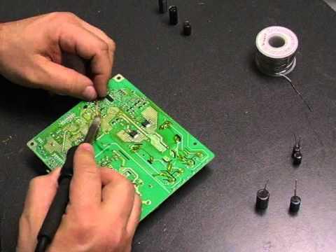 Repairing the Viewsonic