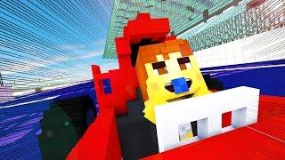 Minecraft Daycare - BABY RACE CAR BATTLE !?
