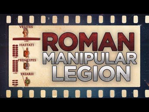 Armies and Tactics: Roman Polybian Legion and Triplex Acies
