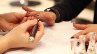 Trind Caring Colors Nail Polish Instructional Video