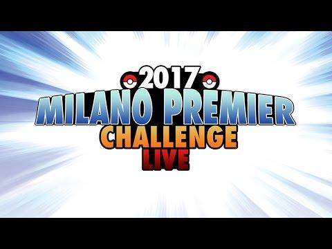 Premier Challenge Milano VGC 2017 4/1 LIVE