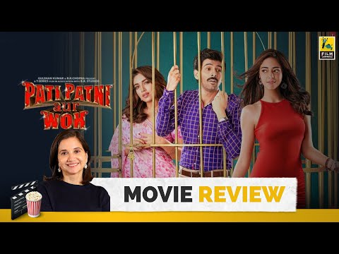 Pati Patni Aur Woh | Bollywood Movie Review By Anupama Chopra | Kartik Aaryan | Film Companion
