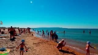 отдых в Витязево 2017 цены  пляж море  видео http://www.welcometoanapa.ru(Анапа Витязево 2016 пляж видео http://www.welcometoanapa.ru., 2016-10-01T16:35:19.000Z)