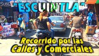 ESCUINTLA GUATEMALA ( Sus  Calles y Comerciales) 1 de 3