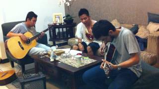 Club Eighties - Dari Hati ( Cover : Widi , Ryan , & Nanda )