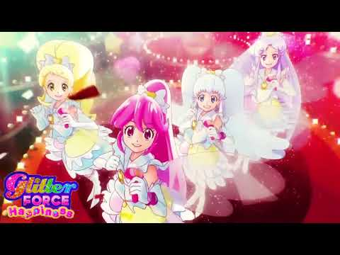 Glitter Force Happiness Ending 2