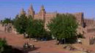 Video Mali, Islamic Mud Clay Mosque, Timbuktu, 1907 download MP3, 3GP, MP4, WEBM, AVI, FLV Juli 2018