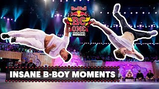 Insane Battle Moments | B-Boys | Red Bull BC One World Final 2019