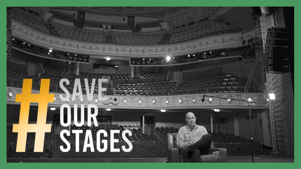 We're running out of time to #SaveOurStages and we need your help.