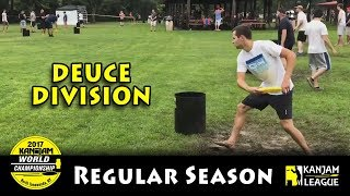 2017 KanJam World Championship - Regular Season: Deuce Division