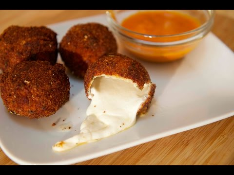 Fried Bocconcini - - Cooked by Julie - Episode 174