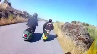road trip vespa summer 2016