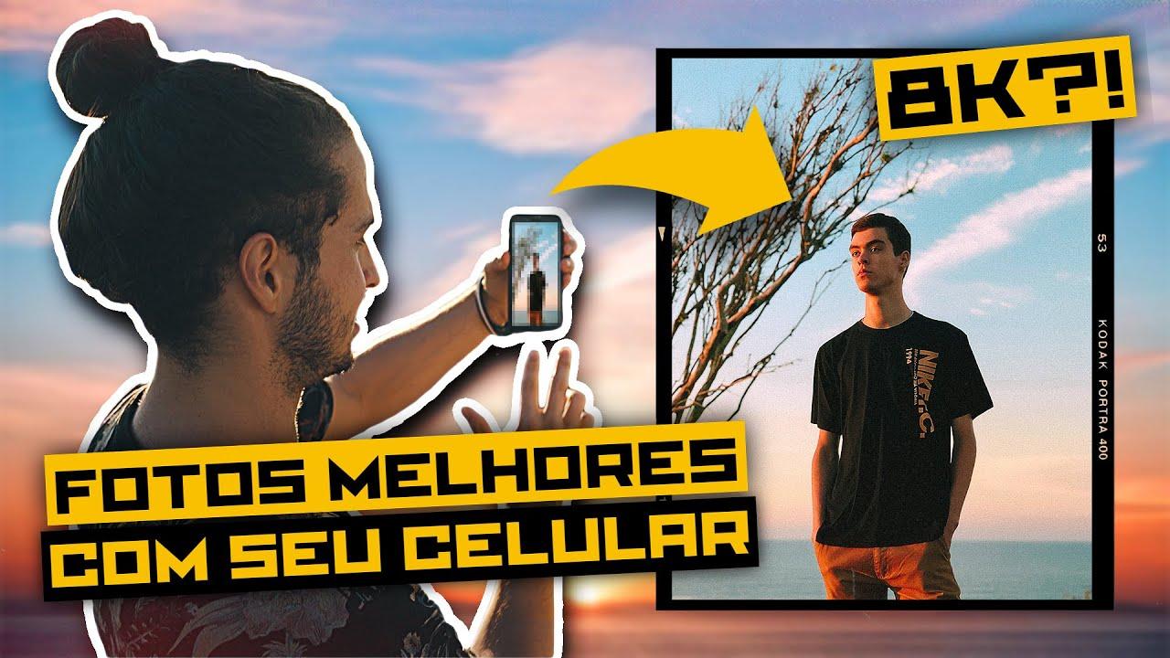 Como Tirar Fotos MELHORES Com Seu Celular