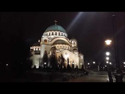 St Sava, Belgrade, preview
