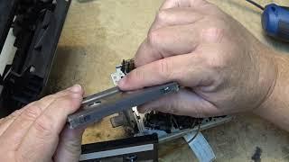 JVC TDR272 Cassette Deck repair