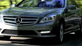 Mercedes-Benz CL550 4MATIC 2011 Videos