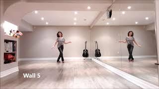 Smile Smile Smile Line Dance ( Dance & Teach )
