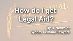 How do I get Legal Aid?