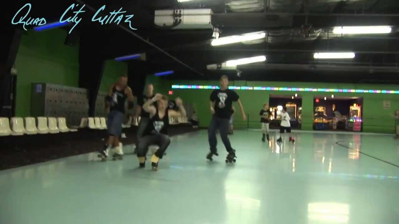 Roller skating rink quad cities - Skate With The Quad City Cuttaz At Skate City Wednesday Nights From 8 30 To 10 30 Youtube