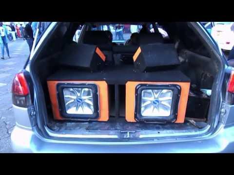 Soundfest Motor Show Nairobi Vol. 2 | Rockford Fosgate T3 subs in Kenya!