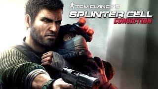 SPLINTER CELL: CONVICTION All Cutscenes (Game Movie) 1080p HD