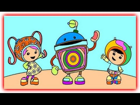Nick Jr Coloring Book - Nick Jr Coloring Book Games - YouTube