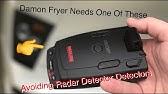 Cobra Radar/Laser Detector 9 Band ESD 767 - YouTube