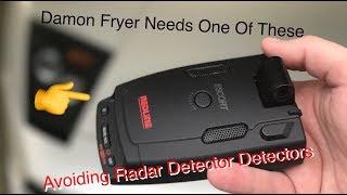 Avoiding Radar Detector Detectors