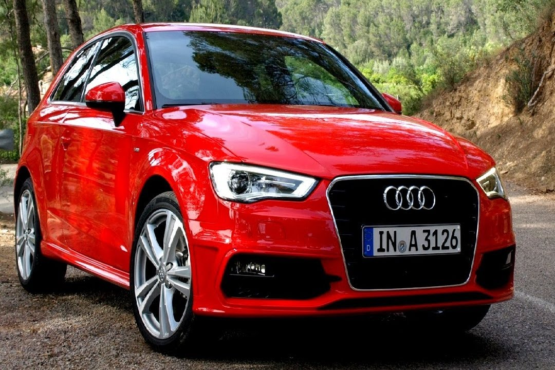 new 2013 audi a3 8v 2 0 tdi 150 ps ambition quattro sline test drive super hd view youtube. Black Bedroom Furniture Sets. Home Design Ideas