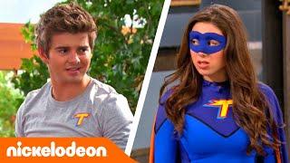 Грозная семейка | Лучшие моменты с Хлоей - часть 3 | Nickelodeon Россия