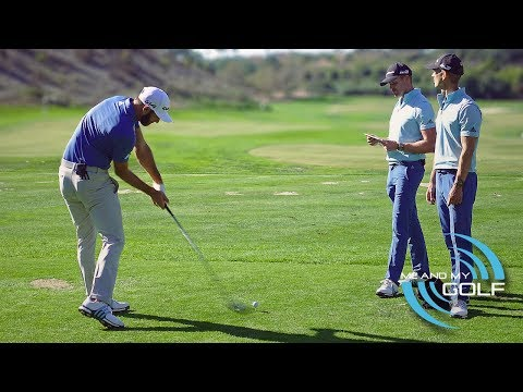 DUSTIN JOHNSON : GOLF SWING MADE SIMPLE