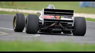 480 PS Formel 3000 selber fahren - ex Mark WEBBER - wie Formel 1!