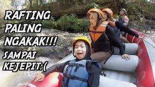 RAFTING DI MALANG, LEHER NYANGKUT. wkwkwk MP3