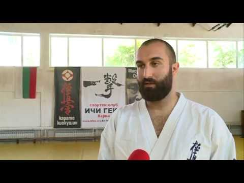 Interview with Shihan Emil Kostov - Belgrade Trophy 2017