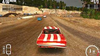 Wreckfest - Career Mode DEMOLIATION Racing Gameplay Part 1 (1080P/60FPS)