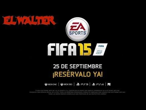 Fifa 15 Trailer Oficial Español Ps4/Xbox One