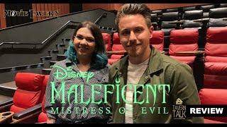 MALEFICENT: MISTRESS OF EVIL Movie Review | Tavern Talk