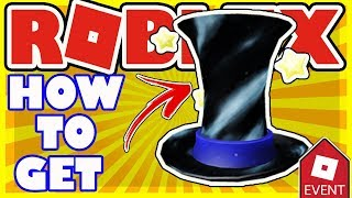 [EVENT] How To Get the Hat of the Void - Roblox Universe Event 2018 - Gravity Shift