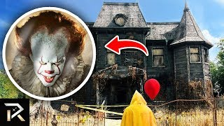 10 Famous Haunted Houses From Movies That Still Exist Today