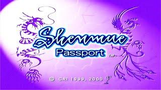 Shenmue Passport