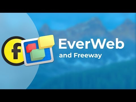 EverWeb And Freeway Pro - Freeway 2019 Replacement