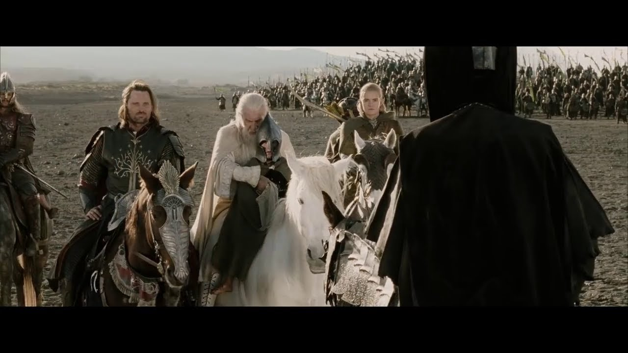 Download LOTR - The Black Gate (EXTENDED SCENE) The Return of the King