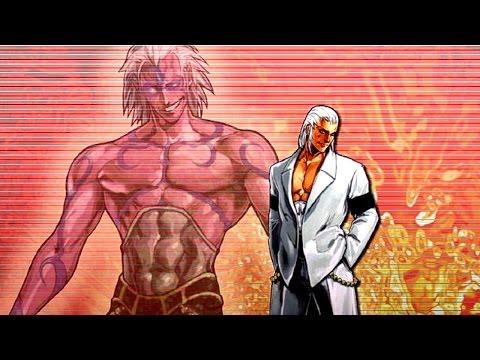 Magaki vs Clone Kyo Blood ツ