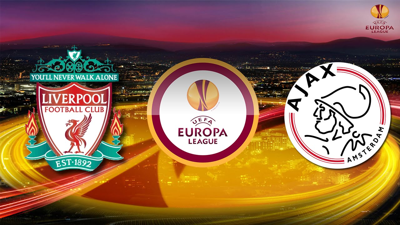 PES 2015 UEFA Europa League Liverpool F.C. vs AFC Ajax ...