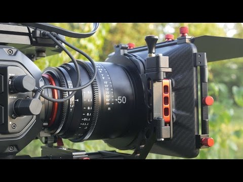 Swing Away Carbon Fiber Matte Box (CAMTREE C-MB-20-CF)