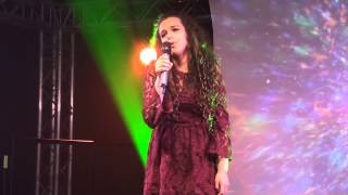 HOLD BACK THE RIVER – JAMES BLAKE performed by MATLINDA at TeenStar singing contest